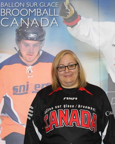 Pascale Gauthier – High Performance & Sport Development Director
